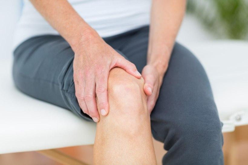 Vanadusega seotud valude efektiivne salv Artriidi turse liigesed