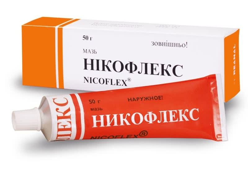 Nicoflex salv oteochondroos