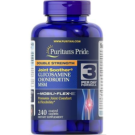 sa joid chondroitiini glukoosamiini Paisutamise ravi parast vigastuse