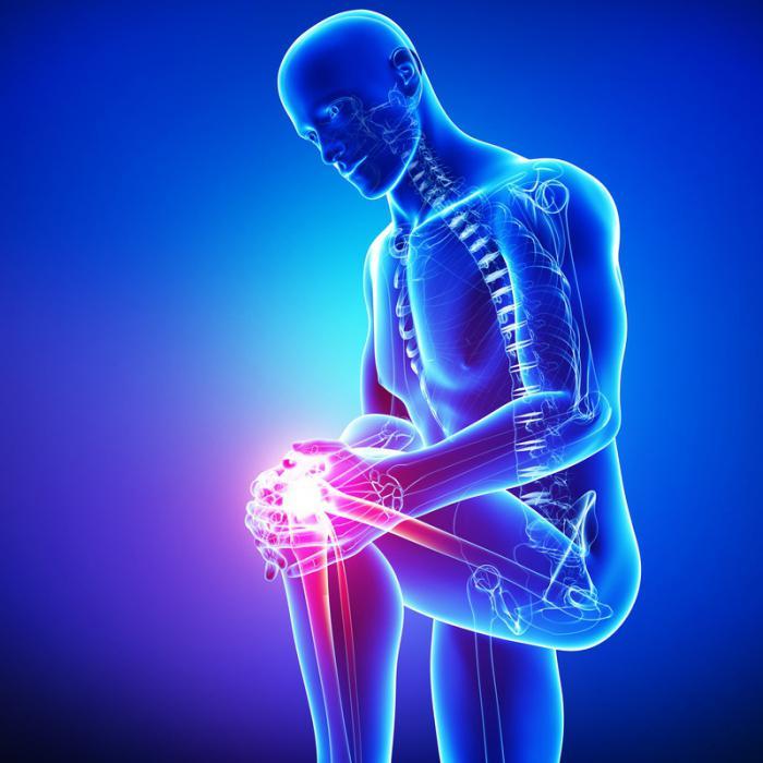 Vasaku jala artroos Kuidas eemaldada turse