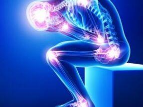 Kui ravida valu liigestes Liigese juhtimisest, kus kanna