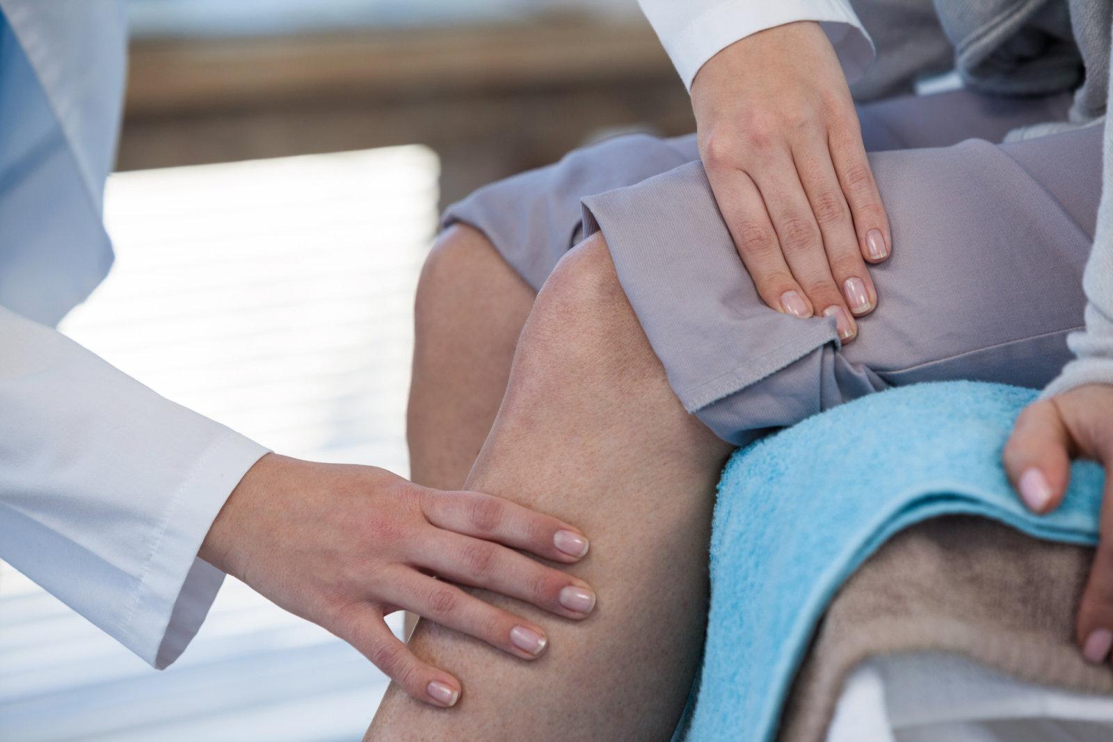 Igav valu liigeste lihastes Postoperatiivne liigesevalu