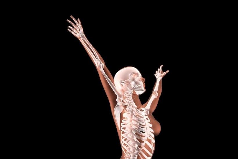 Ravi vaher arrome lehtedega Tosine valu kate liigestes