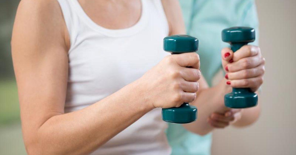 Salvi liigeste ja lihaste nimekirja valuga