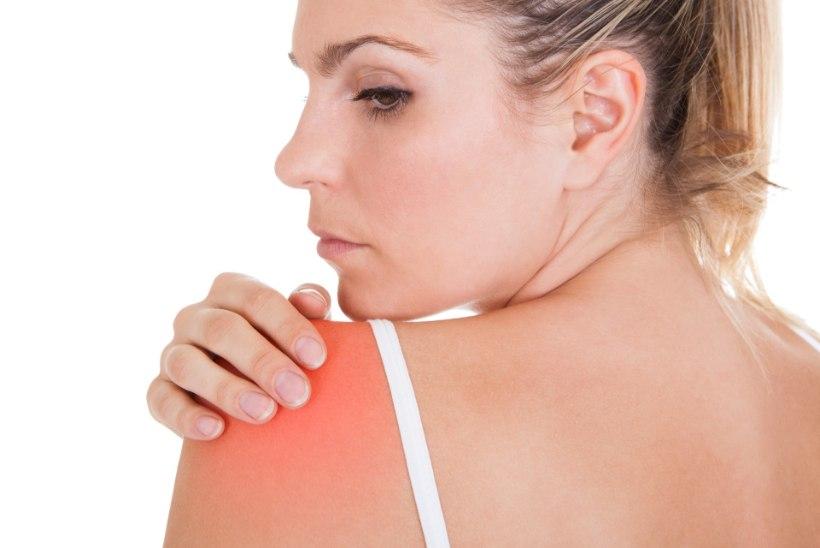 Soidu ajal uks liigese valus Eemaldage valu kuunartoas artroosis