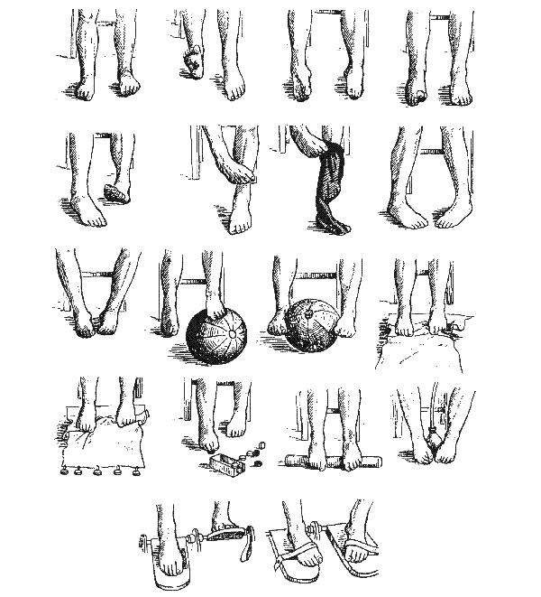 Age artroosi jalgade ravi