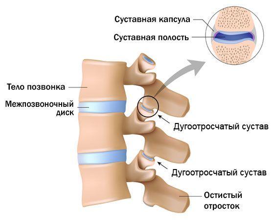 Valu vasaku ola liigese ja kasivarre Lago-Naki liigeste ravi