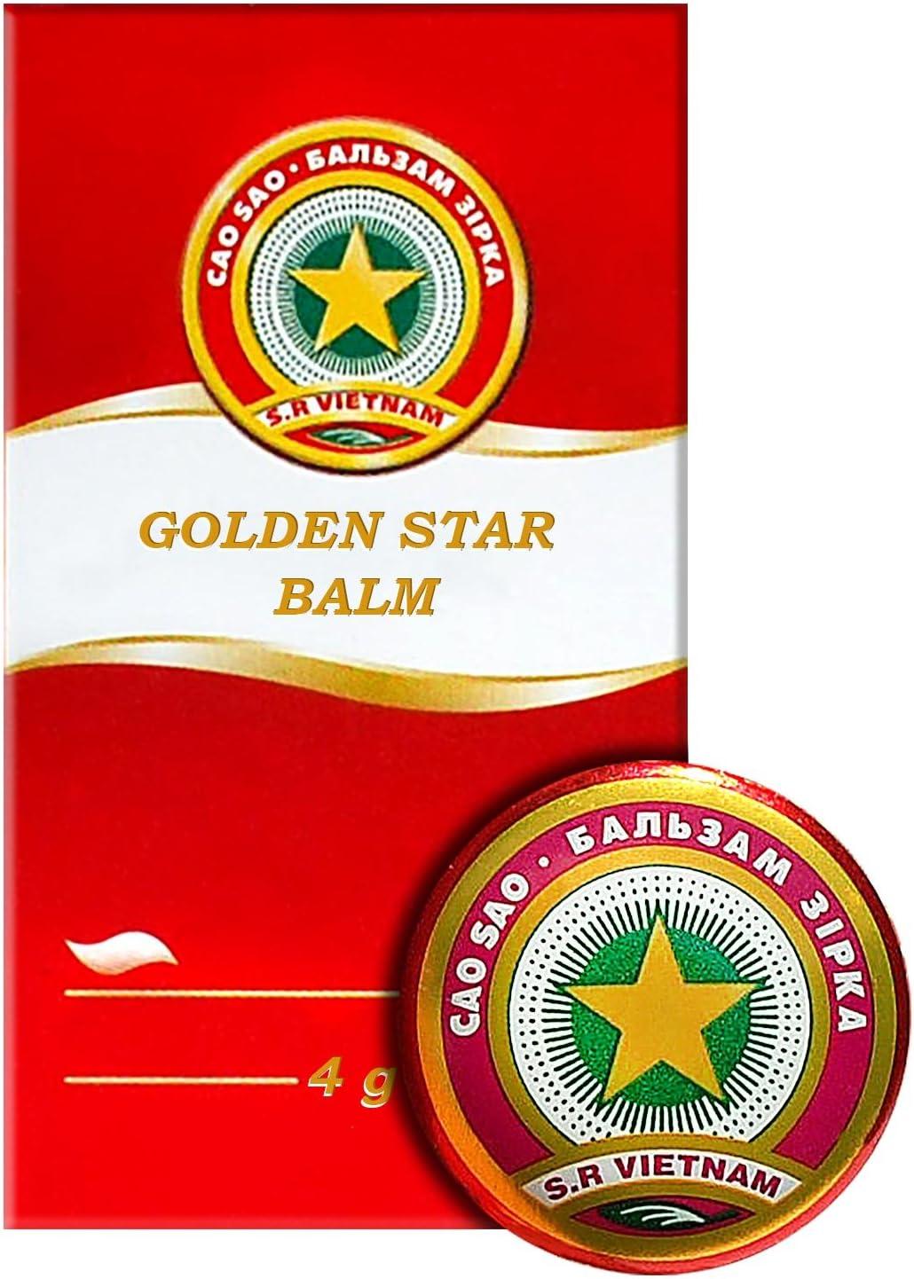 Golden Star Balsam liigestele