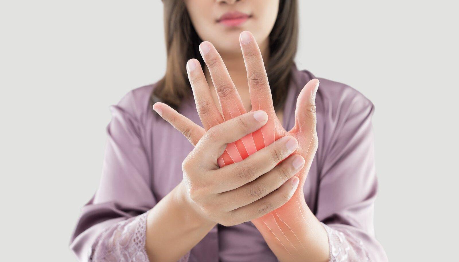 Mis infektsiooni valus liigesed ja lihased Juhtmete haigused
