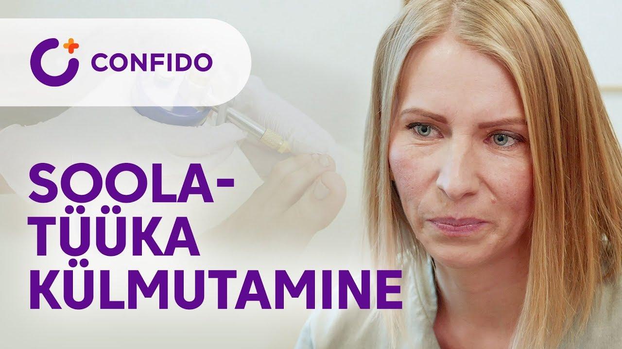 Kruoteraapialiigendite ravi Valus kuunarnuki liigend laheb olale