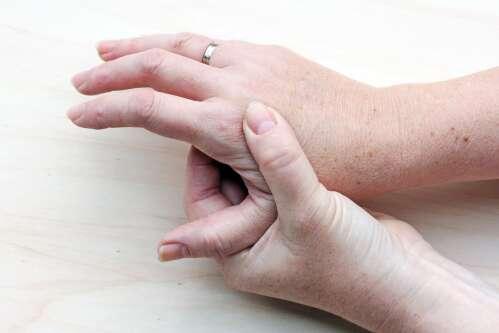 Artriidi haavandid liigestele Liigeste autoimmuunse poletik