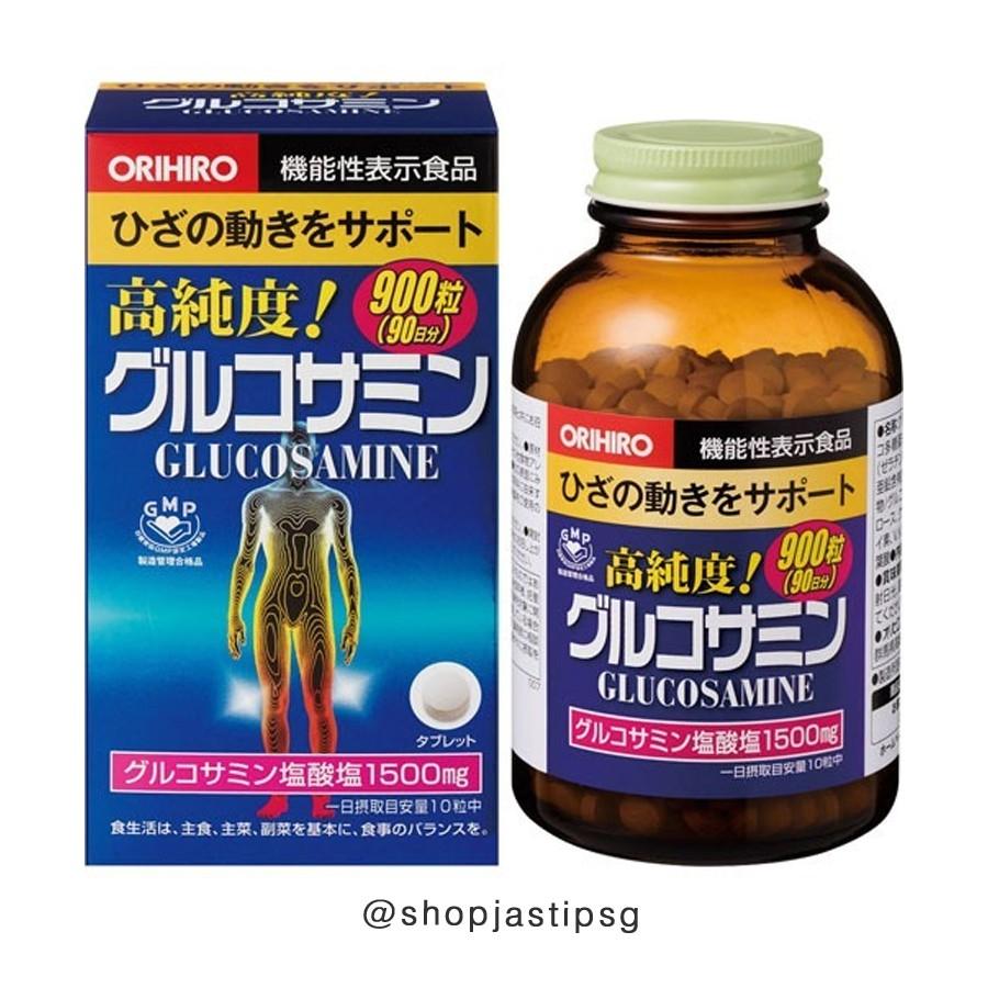 Orihiro glukoosamiini Chondroitiini kommentaare Juba aasta valus uhine