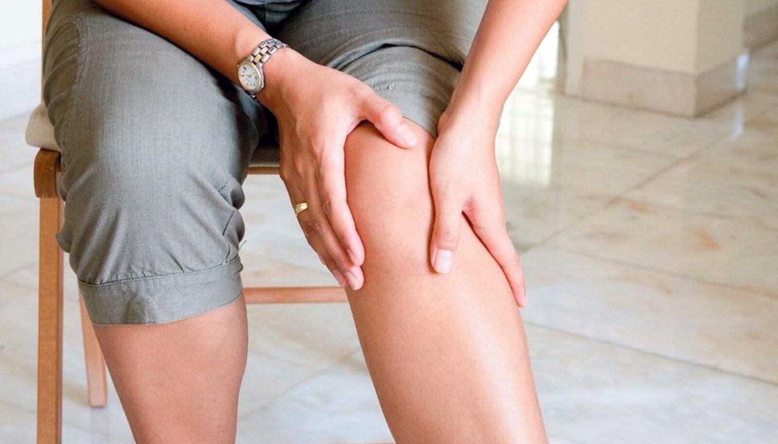 valus liigesed parast tootamist kui maarduda Osteoporoosi polved valus