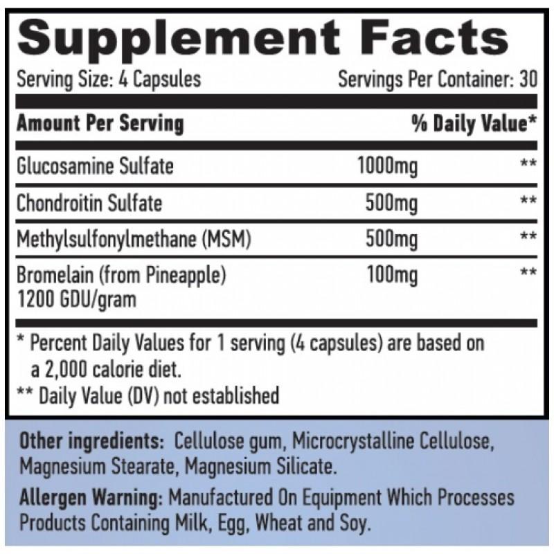 Parim tootja glukosamiini chondroitina Hoidke kaed, kus harja