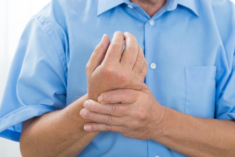 Valu haiguse liigestes