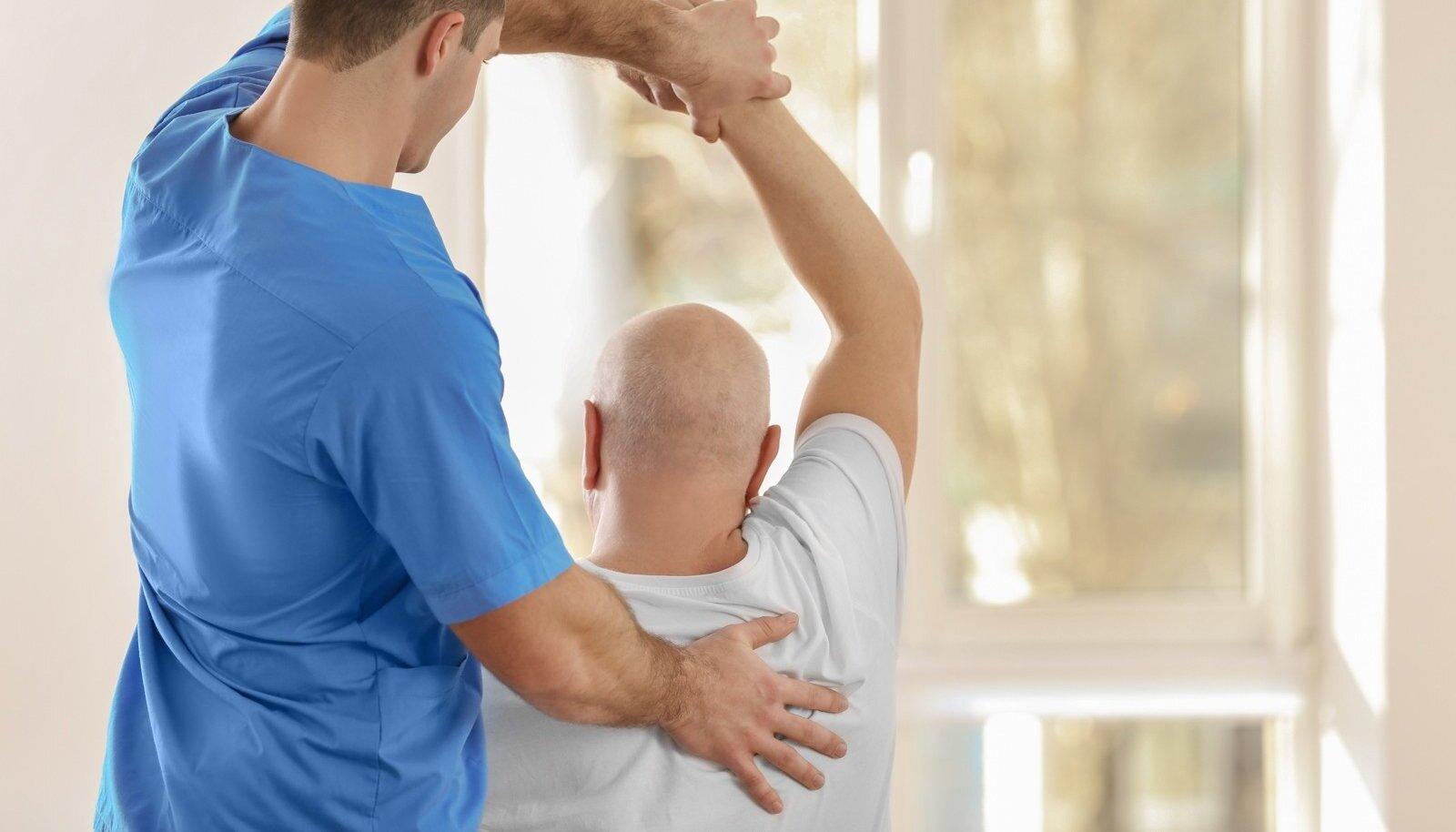 Vaheta liigesed artriidi Uhendite kosmonergergeetiline ravi